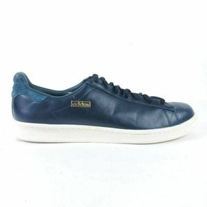 Adidas Mens Campus 80s Deluxe Sneakers Blue Q20298